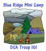 Blue Ridge Mini Camp Logo Cropped