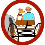 Carriage Dog Badge 2
